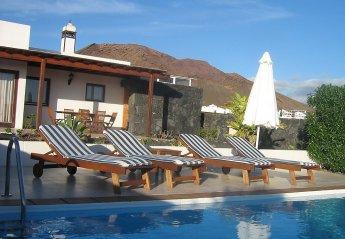 House in Montaña Roja, Lanzarote