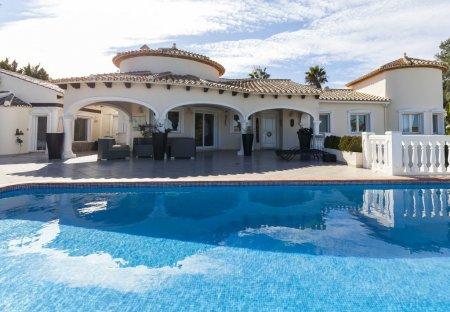 House in Muntanya de la Sella, Spain
