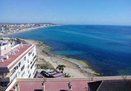 Apartment in Cabo Cervera-Playa La Mata, Spain