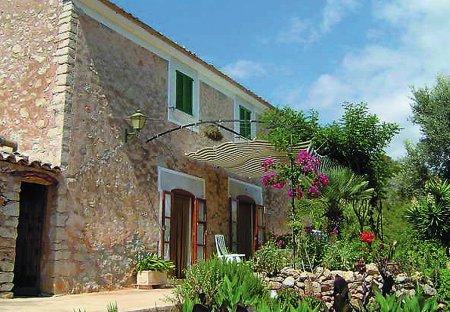 House in Andratx, Majorca