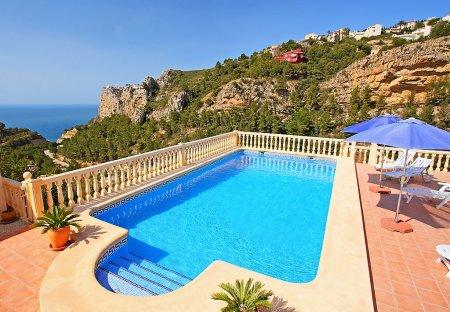 House in Cumbre del Sol, Spain