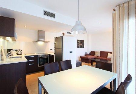 Apartment in Empuriabrava, Spain