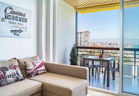 Apartment in Torremolinos, Spain