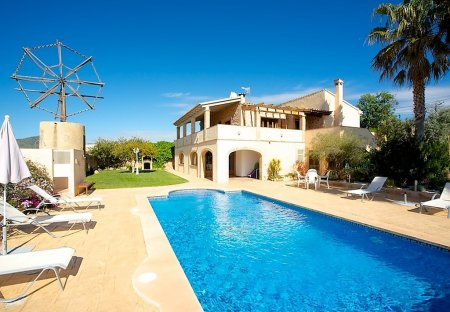 House in Son Servera, Majorca