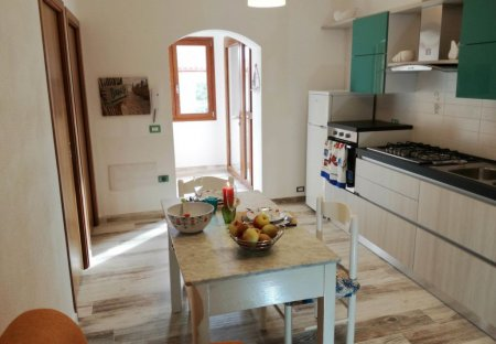 Apartment in La Caletta, Sardinia: dav