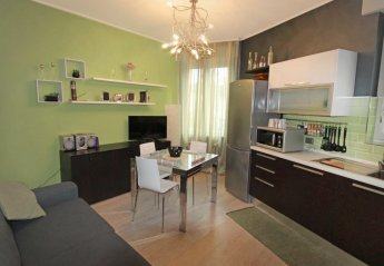 Apartment in Stresa, Italy