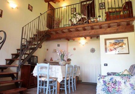 Apartment in Gambassi Terme, Italy