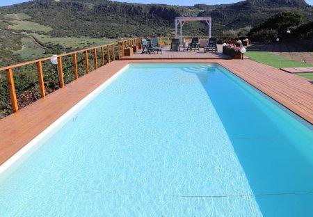 House in Castelsardo, Sardinia