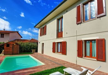 House in Stibbio, Italy