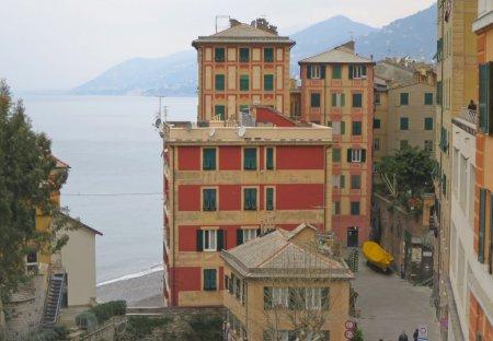 Apartment in Camogli, Italy: