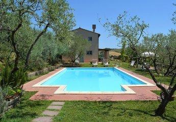House in Castelfiorentino, Italy