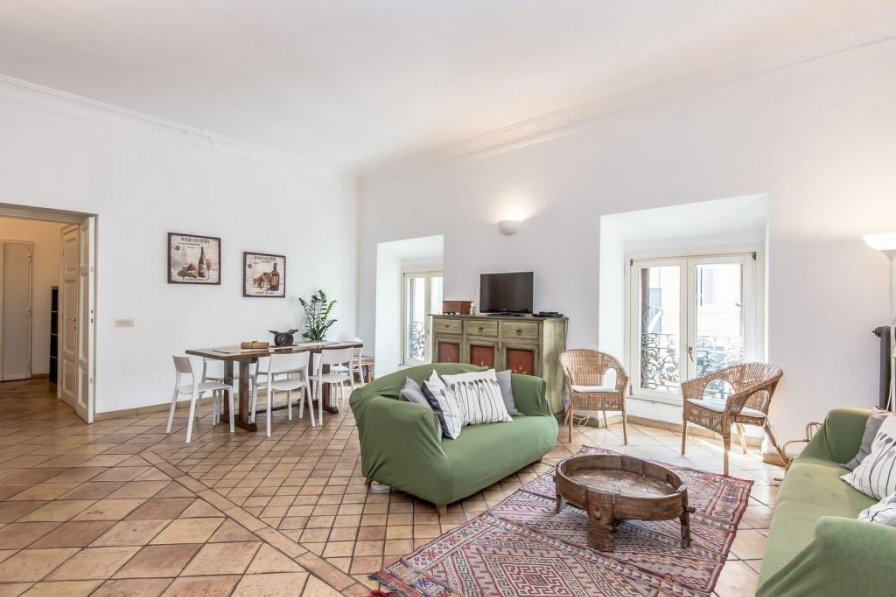 Rent An Apartment In Rome For A Week