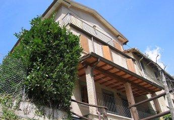 House in Farnocchia, Italy