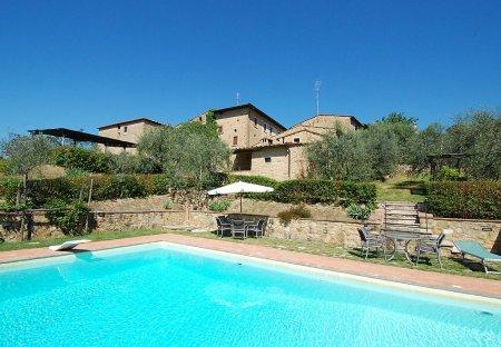 House in Poggibonsi, Italy