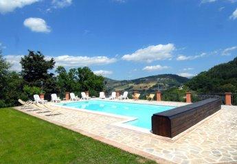 House in Valfabbrica, Italy
