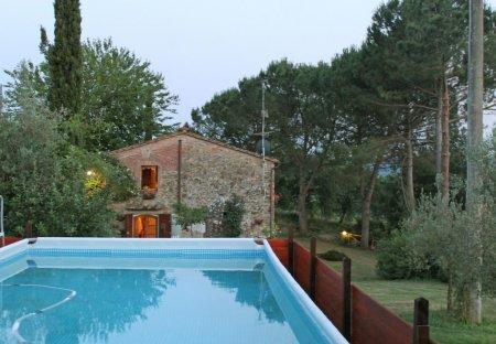 House in Bucine, Italy