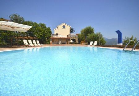 Villa in Vibonati, Italy