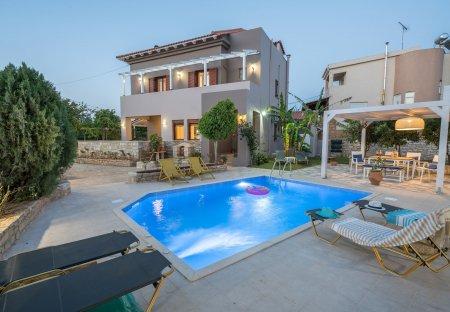Villa in Atsipopolou, Crete