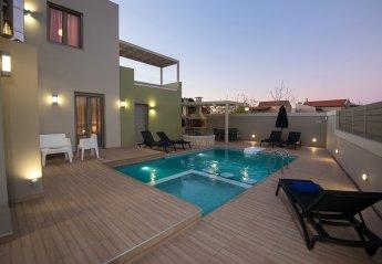 Villa in Pigi, Crete