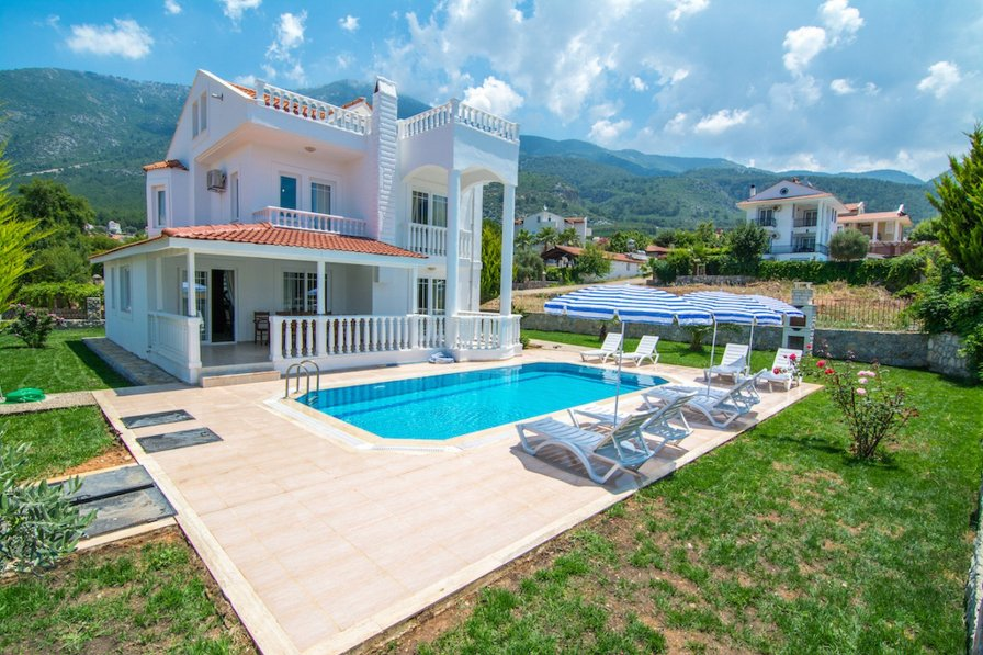 Villa To Rent In Ovacik Turkey With Private Pool 248372