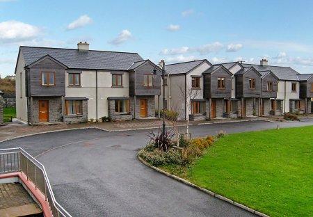 House in Rathbaun, Ireland