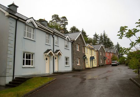 House in Cappyaughna, Ireland