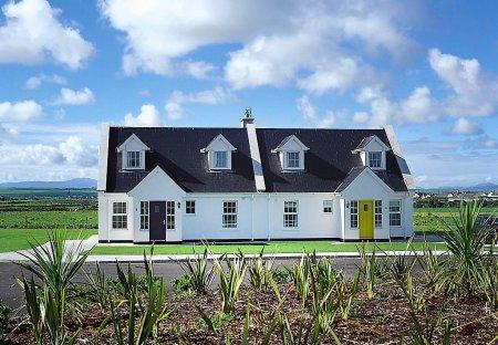 House in Ballyeagh, Ireland
