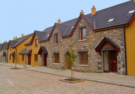 House in Gortamullin, Ireland