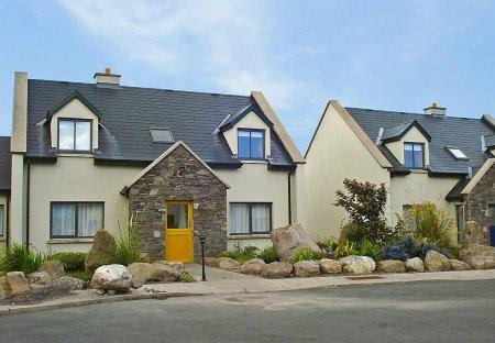 House in Spunkane, Ireland