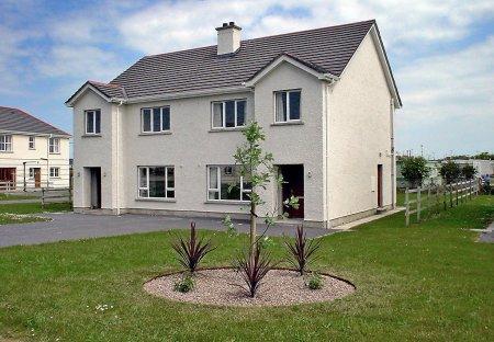 House in Magheracar, Ireland