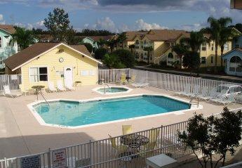Villa in Villas at Club, Florida