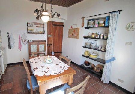 House in Zoagli, Italy