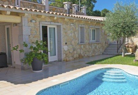 House in Cala Sinzias, Sardinia