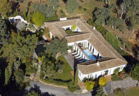 Villa in La Môle, the South of France