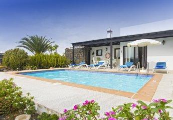 Villa in San Marcial de Rubicon, Lanzarote