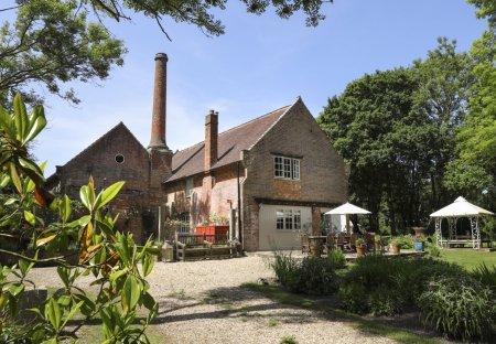 Town House in Beaulieu, England