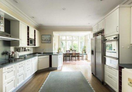 Villa in Pembridge, London
