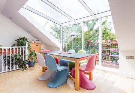 Villa in Swiss Cottage, London