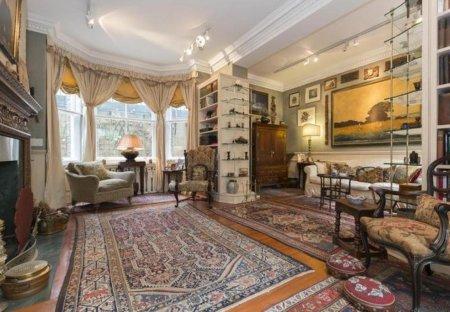 Villa in Bloomsbury, London
