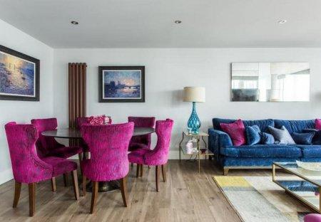 Villa in Oval, London