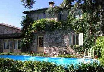 Village House in Italy, Coreglia Antelminelli: Picture 1