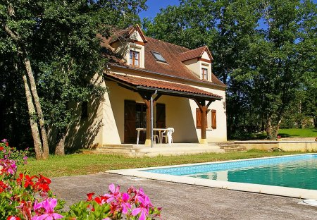 House in Salviac, the South of France