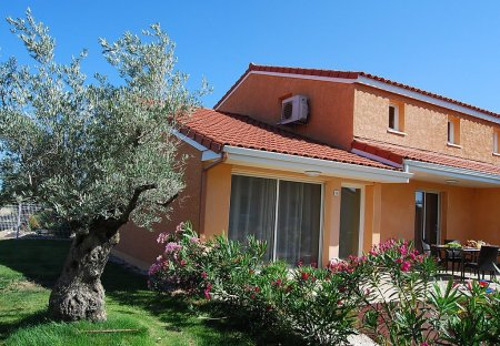 House in Torreilles, the South of France