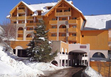 Apartment in Les Deux Alpes, France: