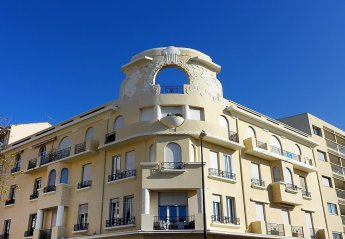 Apartment in Sainte-Maxime, the South of France