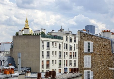 Apartment in Gros Caillou, Paris
