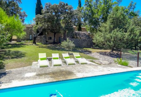 Apartment in Bonnieux, the South of France