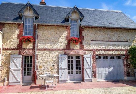House in Saint-Arnoult, France