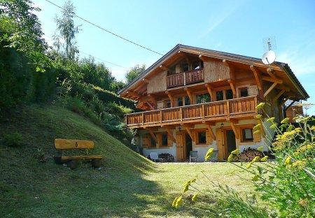 House in Saint-Gervais-les-Bains Ouest, France