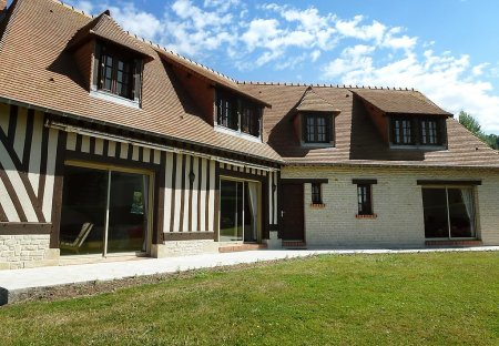 House in Benerville-sur-Mer, France